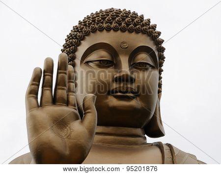 Nanshan Buddha Statue