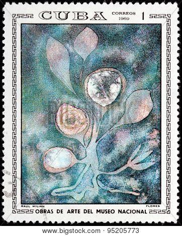 Raul Milian Stamp