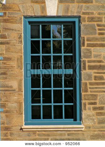Elegant Farmhouse Window