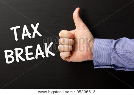Thumbs Up for a Tax Break