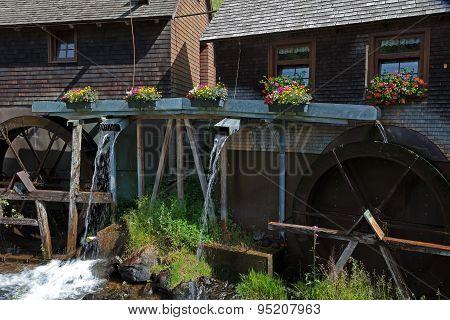 Hexenlochmuhle Watermill