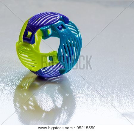 Ball - a children's toy