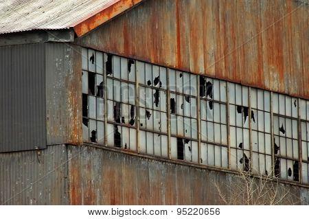 Abandoned Steelmill