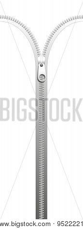 Zipper Gray Long