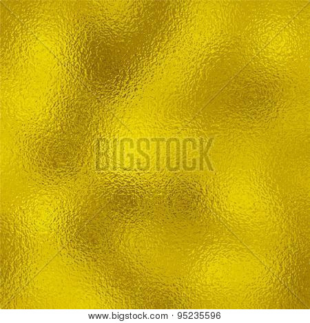 Golden Foil Texture.