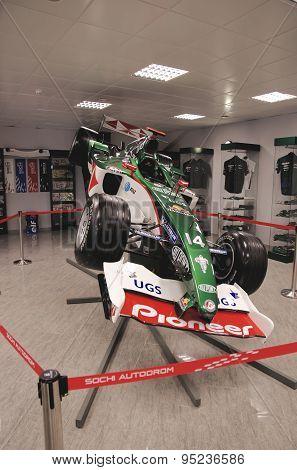 Formula One bolide