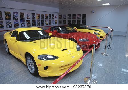 Collection of Dodge Viper