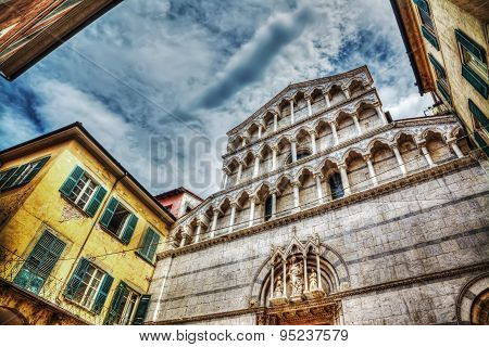 San Paolo A Ripa D'arno Church In Pisa