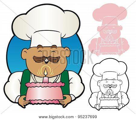 Happy Birthday Chef