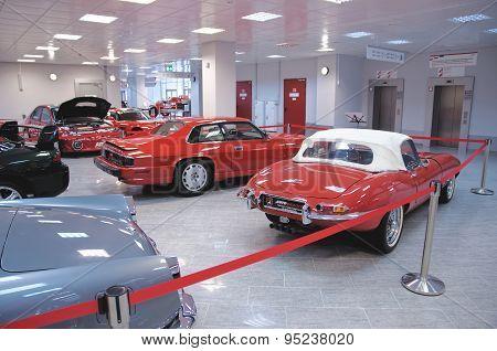 Jaguar E-type and Jaguar XJS