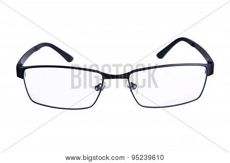 Graceful Stylish Black Glasses