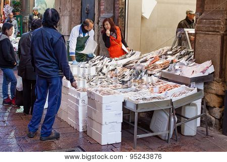 Fresh Fish Shop