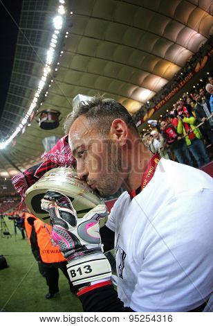 Goalkeeper Beto Of Fc Sevilla