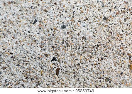 Grunge road texture, macro closeup