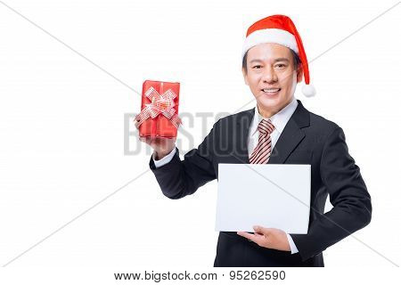 Manager With A Gift