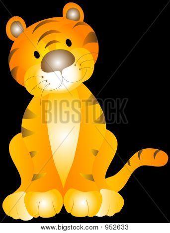 Tiger Kitten / Cub