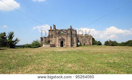 Abandoned Baroque Church