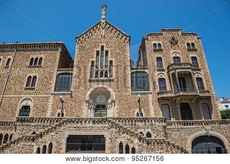 Sant Josep De La Muntanya In Barcelona