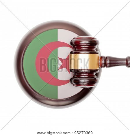 National Legal System Conceptual Series - Algeria