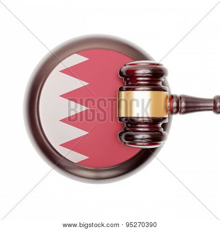 National Legal System Conceptual Series - Bahrain