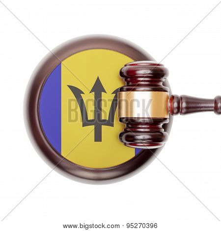 National Legal System Conceptual Series - Barbados