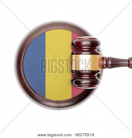 National Legal System Conceptual Series - Chad