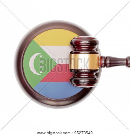 National Legal System Conceptual Series - Comoros