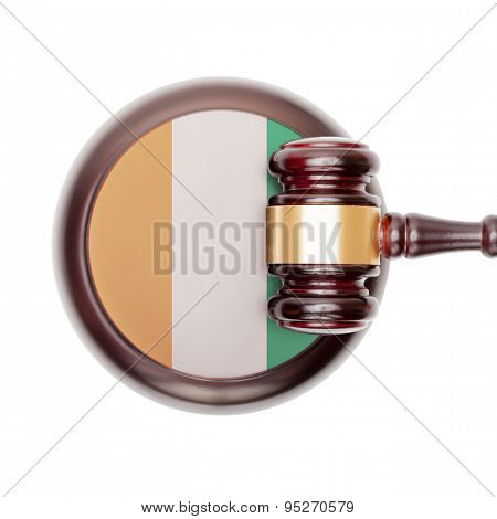 National Legal System Conceptual Series - Ivory Coast