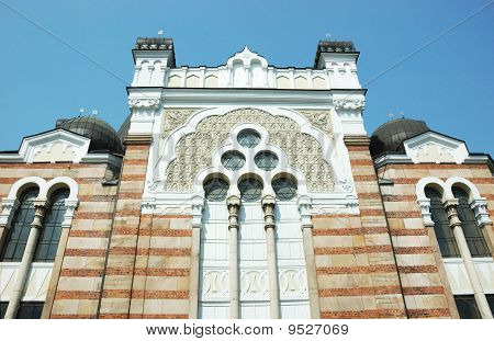 Sofia Synagogue - Largest Synagogue In Southeastern Europe , Bulgaria, Balkans