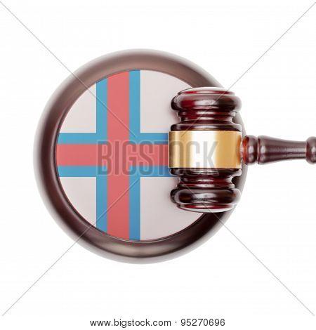 National Legal System Conceptual Series - Faroe Islands
