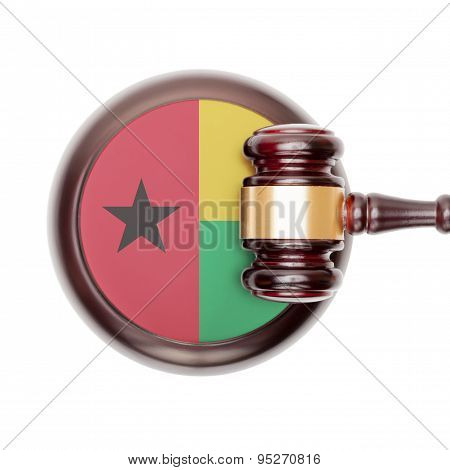 National Legal System Conceptual Series - Guinea-bissau