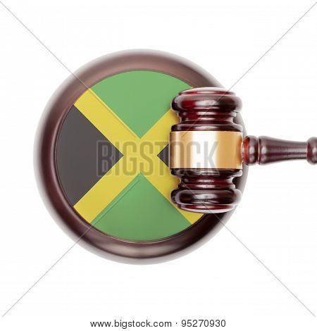 National Legal System Conceptual Series - Jamaica