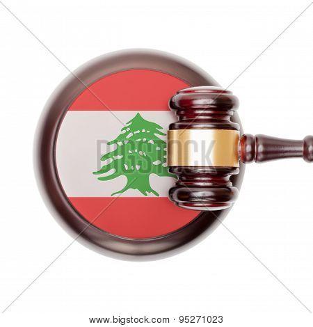 National Legal System Conceptual Series - Lebanon