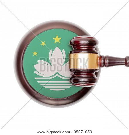 National Legal System Conceptual Series - Macau