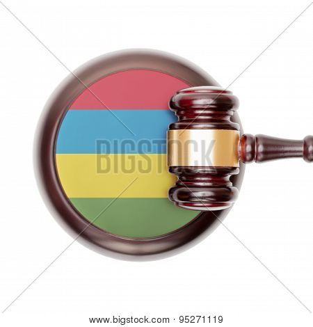 National Legal System Conceptual Series - Mauritius