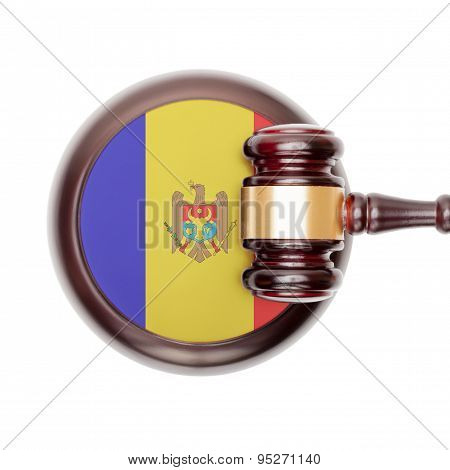 National Legal System Conceptual Series - Moldova