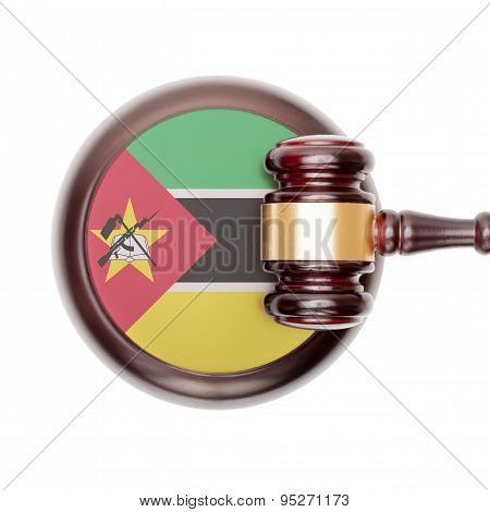 National Legal System Conceptual Series - Mozambique
