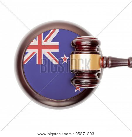 National Legal System Conceptual Series - New Zealand