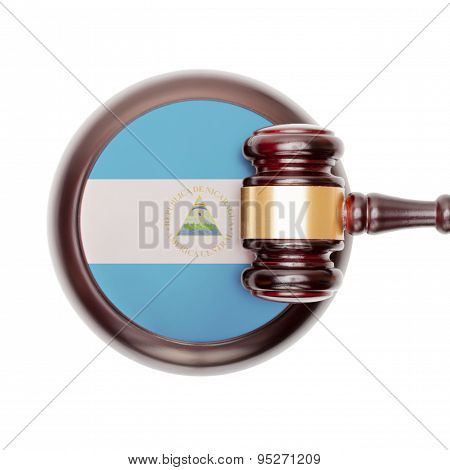 National Legal System Conceptual Series - Nicaragua