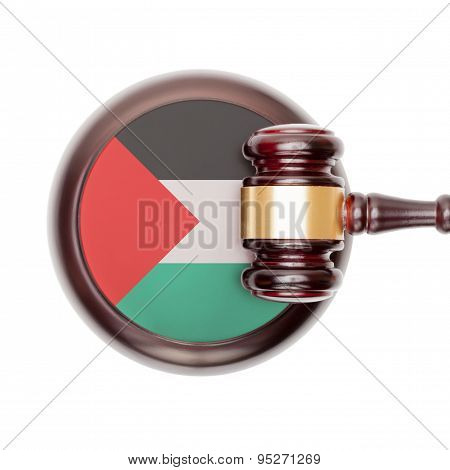 National Legal System Conceptual Series - Palestine