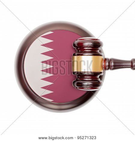 National Legal System Conceptual Series - Qatar