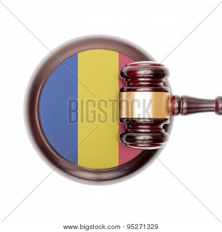 National Legal System Conceptual Series - Romania