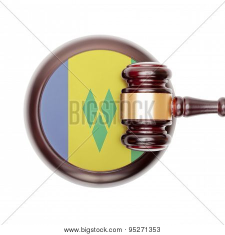 National Legal System Conceptual Series - Saint Vincent And The Grenadines
