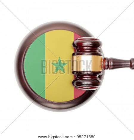 National Legal System Conceptual Series - Senegal