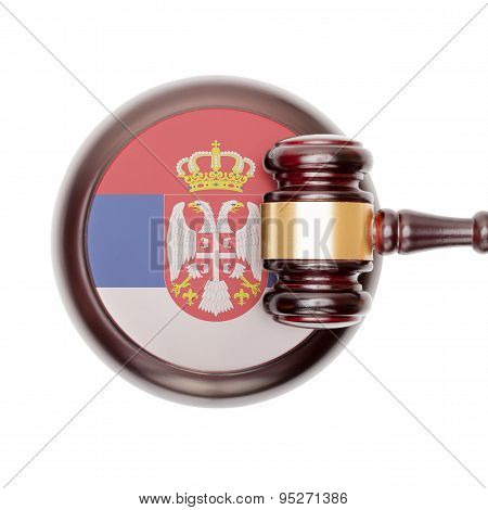 National Legal System Conceptual Series - Serbia