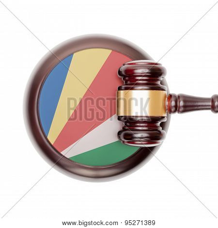 National Legal System Conceptual Series - Seychelles