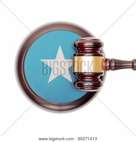 National Legal System Conceptual Series - Somalia