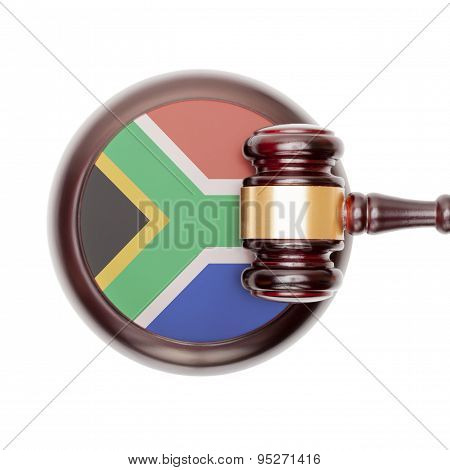 National Legal System Conceptual Series - South Africa