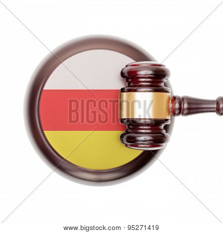 National Legal System Conceptual Series - South Ossetia