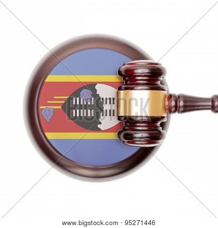 National Legal System Conceptual Series - Swaziland